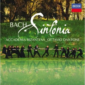 Cover Bach, J.S.: Sinfonia