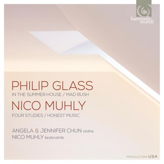 Cover Glass: In the summer house