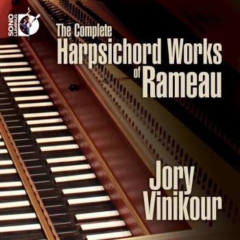 Cover The Complete Harpsichord Works of Rameau