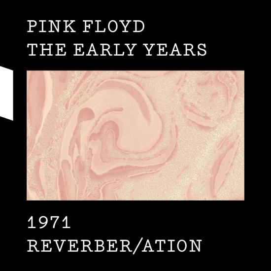 Cover The Early Years 1971 REVERBER/ATION