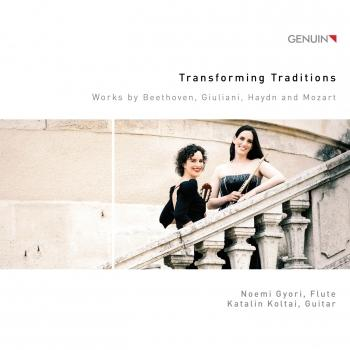 Cover Transforming Traditions