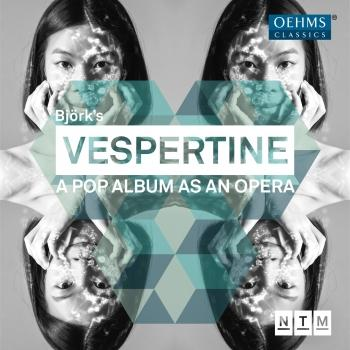 Cover Björk: Vespertine - A Pop Album as an Opera (Live)