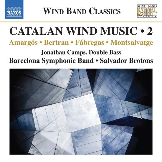 Cover Catalan Wind Music, Vol. 2