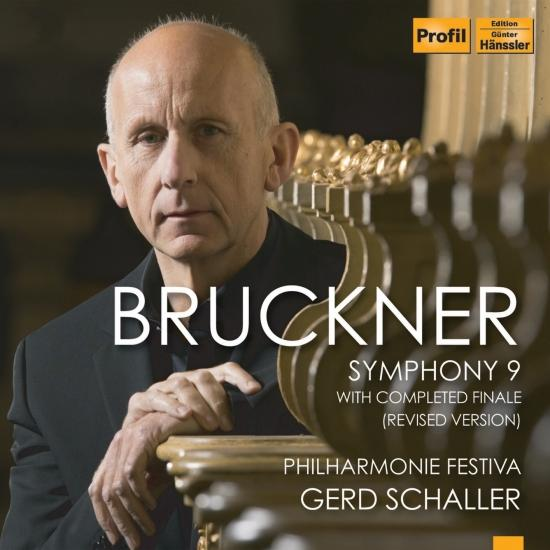 Cover Bruckner: Symphony No. 9, WAB 109 (With Completed Finale) [Live]