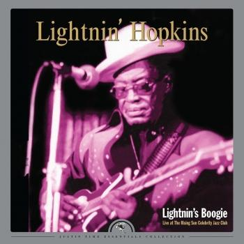 Cover Lightnin's Boogie: Live at The Rising Sun Celebrity Jazz Club (Remaster)
