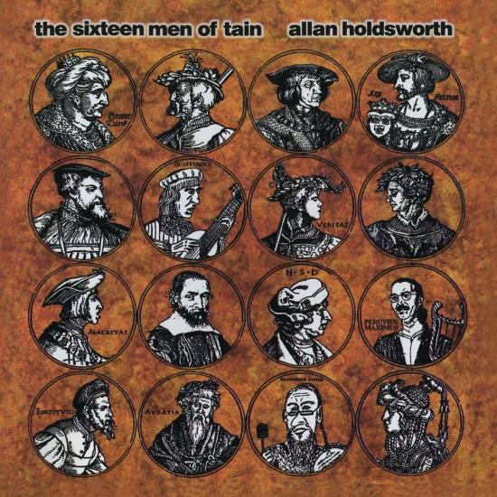 Cover The Sixteen Men of Tain (Remastered)