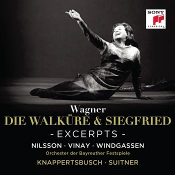 Cover Wagner: Die Walküre, WWV 86B & Siegfried, WWV 86C (Highlights)