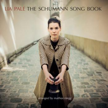 Cover The Schumann Song Book