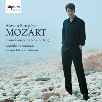 Cover Alessio Bax Plays Mozart