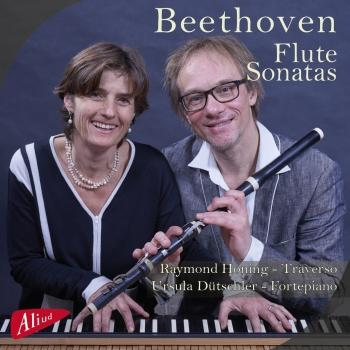 Cover Beethoven Flute Sonatas