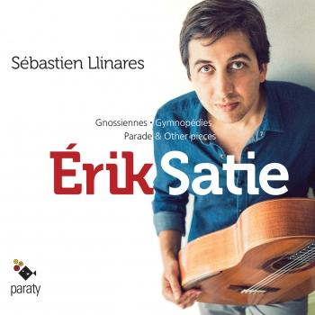 Cover Érik Satie