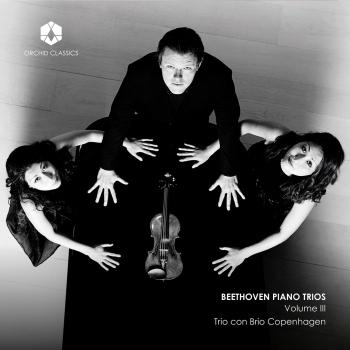 Cover Beethoven: Piano Trios, Vol. 3