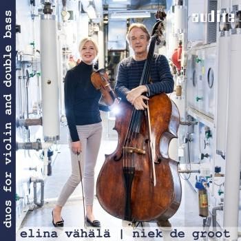 Cover Duos for Violin & Double Bass