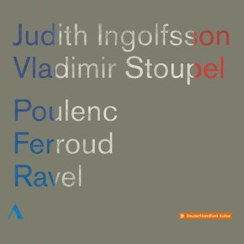 Cover Poulenc, Ferroud & Ravel: Violin Sonatas