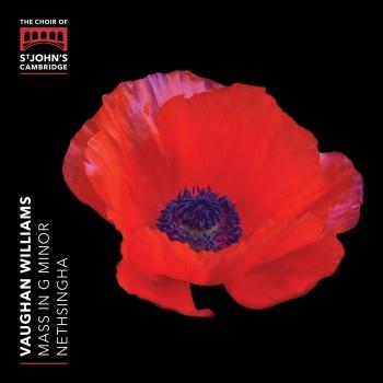 Cover Vaughan Williams: Mass in G Minor