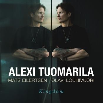 Cover Alexi Tuomarila: Kingdom