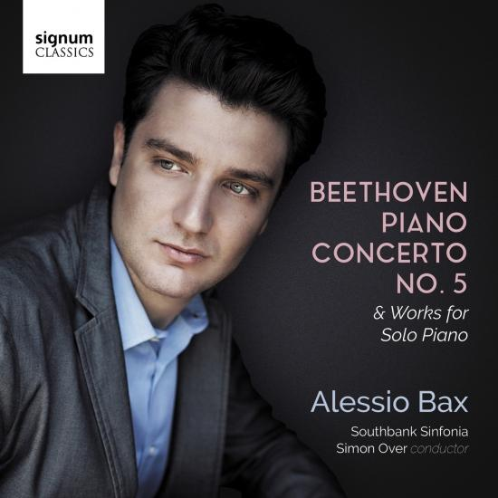Cover Beethoven: Piano Concerto No. 5 & Works for Solo Piano
