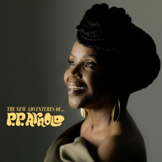 Cover The New Adventures of...P.P. Arnold