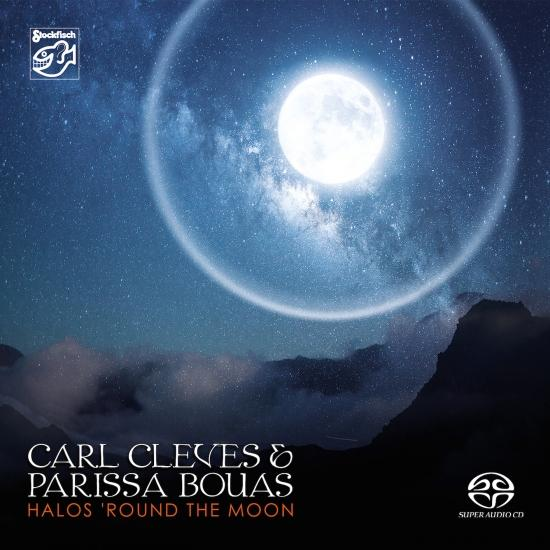 Cover Halos ´Round The Moon