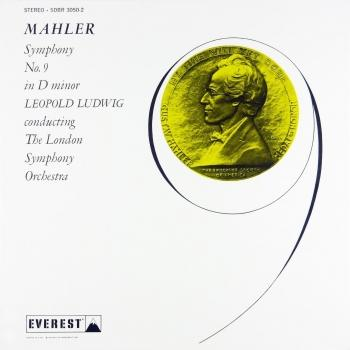 Cover Mahler: Symphony No. 9 in D Minor (Transferred from the Original Everest Records Master Tapes)