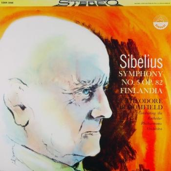 Cover Sibelius: Symphony No. 5 & Finlandia (Transferred from the Original Everest Records Master Tapes)