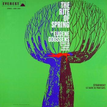 Cover Stravinsky: The Rite of Spring (Transferred from the Original Everest Records Master Tapes)
