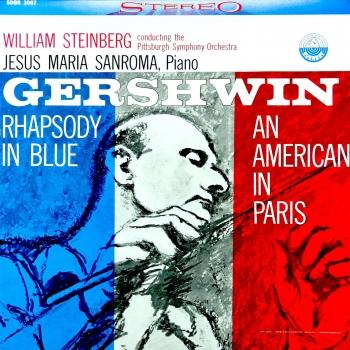 Cover Gershwin: Rhapsody in Blue & An American in Paris (Transferred from the Original Everest Records Master Tapes)