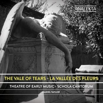 Cover The Vale of Tears - La Vallée des pleurs