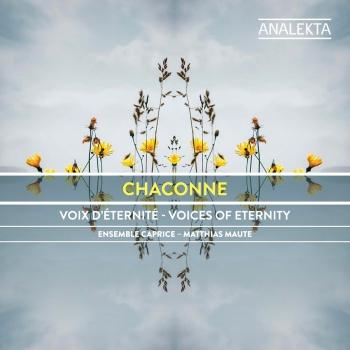 Cover Chaconne - Voices of Eternity