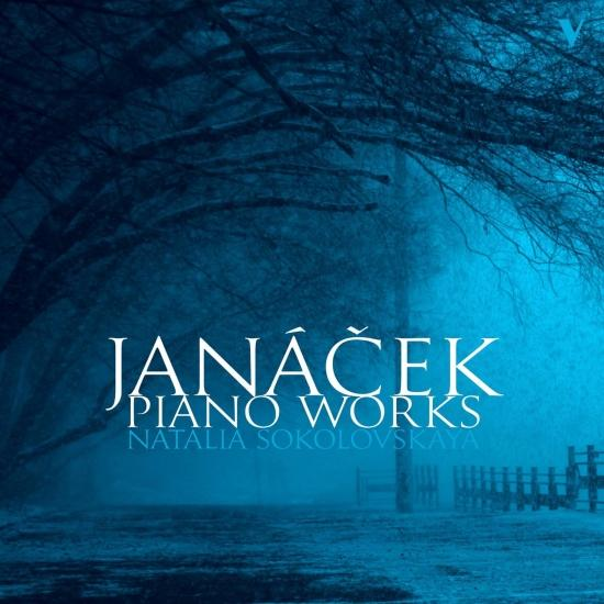 Cover Janáček: Piano Works