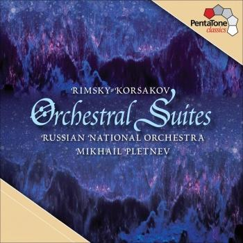 Cover Rimsky-Korsakov, N.A.: The Snow Maiden Suite / Legend of the Invisible City of Kitezh / Night on Mount Triglav