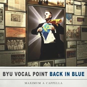 Cover Back in Blue: Maximum A Cappella