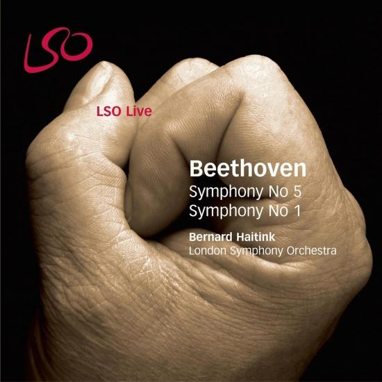 Cover Beethoven: Symphonies Nos. 5 & 1