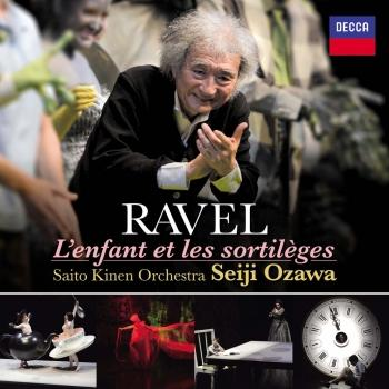 Cover Ravel: L'enfant Et Les Sortileges