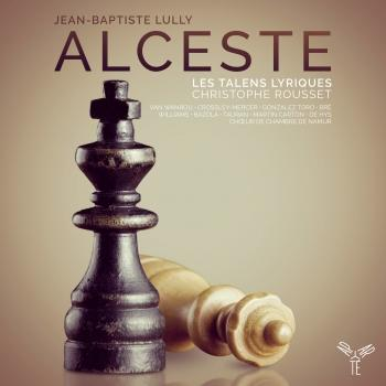 Cover Lully: Alceste