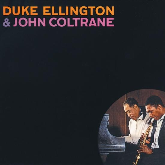 Cover Duke Ellington & John Coltrane (Remaster)