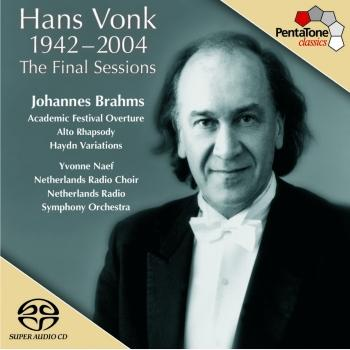 BRAHMS: Academic Festival Overture / Alto Rhapsody / Variations on a Theme by J. Haydn