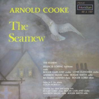Cover Music by Arnold Cooke (Remastered)