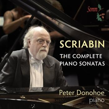 Cover Scriabin: The Complete Piano Sonatas