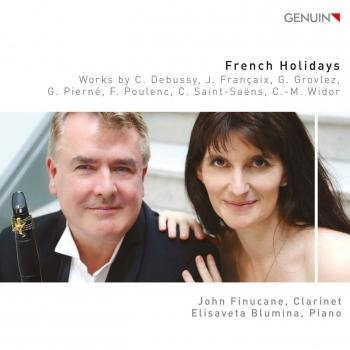 Cover French Holidays