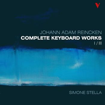Cover Reincken: Complete Keyboard Works, Vol. 1