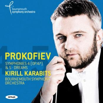 Cover Prokofiev: Symphonies No. 4 & 5 - Dreams