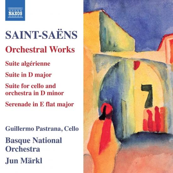 Cover Saint-Saëns: Orchestral Works