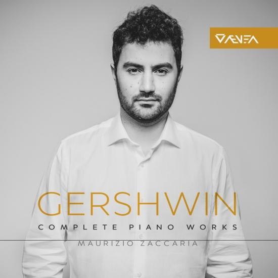 Cover Gershwin: Complete Piano Works