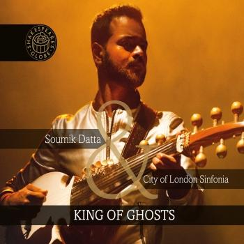 Cover King of Ghosts (New Score)