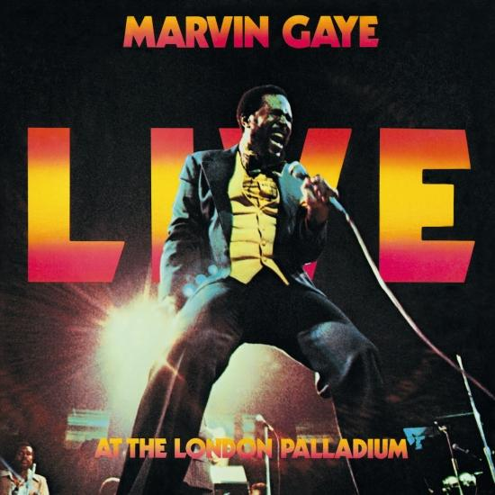 Cover Live! At The London Palladium