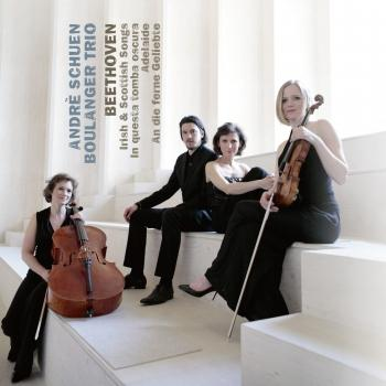 Cover Beethoven: In questa tomba oscura, Adelaide, An die ferne Geliebte, Scottish & Irisch Songs