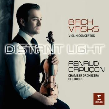 Cover Distant Light (Bach / Vasks)