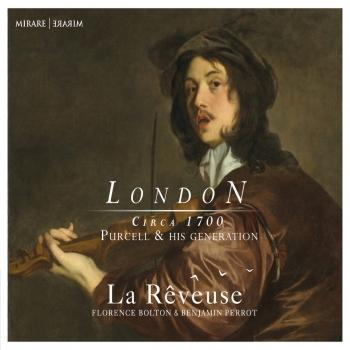 Cover Circa 1700: Purcell & his Generation