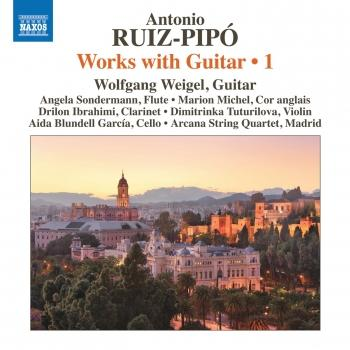 Cover Ruiz-Pipó: Works with Guitar, Vol. 1
